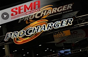 SEMA 2016: ProCharger's Mustang GT, GT 350 Supercharger Packages