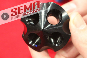 SEMA 2016: Fragola's New NPT Port Plugs, Nitrous Showerheads