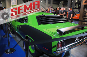 SEMA 2016: Graveyard Carz And OER Join Efforts On Classic Mopar
