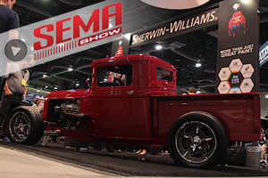 SEMA 2016: Sherwin-Williams Cuts Costs With Dynamic Clear Coat