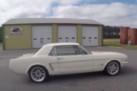 Video: This Unrestored Mustang Looks Innocent, Sounds Mean