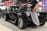 SEMA 2016: Mike Rosa's Factory Five '33 Ford