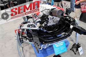 SEMA 2016: Classic Performance Products Releases LS Swap Kits