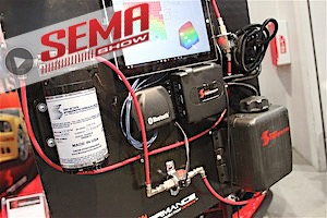 SEMA 2016: Snow Performance Introduces 3-D Mapping to Meth Injection