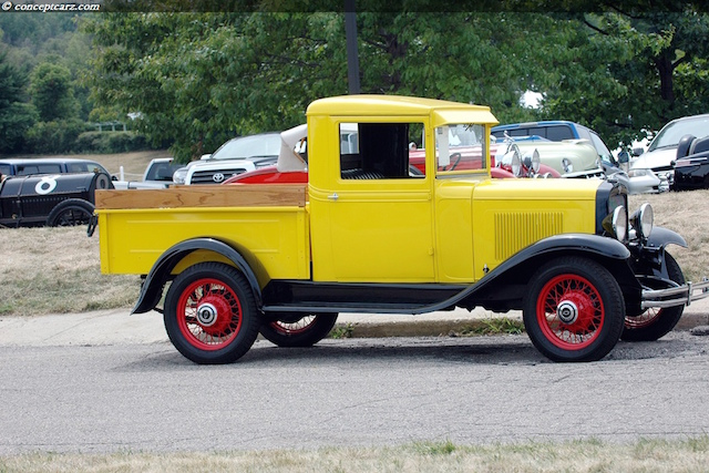 Video: Which Was First, Ford Or Chevy Pickup?