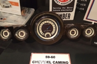 SEMA 2016: Classic Instruments Shows New Performance Gauges
