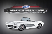 SEMA 2016: E-Z UP Instant Shelters Shows '61 Restomod 'Vette