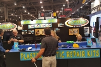 SEMA 2016: Plastex Is Wonder Material, Fixes Your Problems