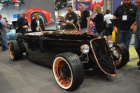 Rod Authority's Top Five Roadsters from SEMA 2016