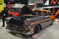 Rod Authority's Top 5 Post-War Vehicles of SEMA 2016