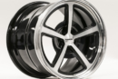 Forgeline Debuts Heritage Series FL500 Forged Aluminum Wheels