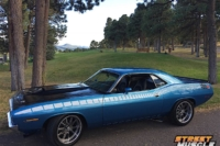 Dan Frazzini's 'Cuda Is A Harbinger Of Modern Mopar Swaps To Come