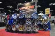 PRI 2016: Forgeline Wheels Are A Light, Durable Option For Mustangs