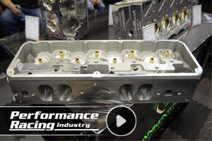 PRI 2016: New, Ultra-Performance Big-Block Chevy Cylinder Head