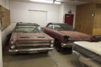 Pick Yourself Up A Pair Of 1966 Mercury Cyclone Convertibles