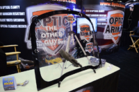 PRI 2016: The Latest Windows And Coatings From Optic Armor Windows