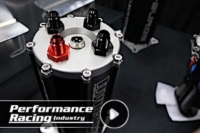 PRI 2016: Surge Tanks And GM/LS Fuel Systems From FiTech