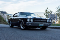 This '70 Chevelle Is The Perfect Mix Of Classic And Modern