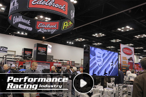 PRI 2016: Edelbrock Reveals New Casting Techniques And HEMI Parts