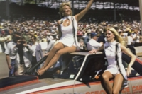 Racing to the Bookstore: Linda Vaughn — The First Lady of Motorsports