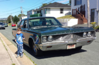 Making Up For Lost Moments: A Father Shares His Love Of Classic Cars
