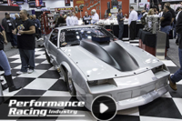 Street Outlaws Derek Travis Sleeveless & Erson Equipped at PRI 2016