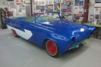 What Are You Working On? Goodwin's 1956 Plymouth Convertible.