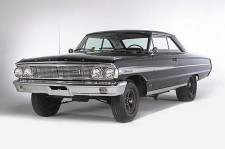 "Musclecars You Should Know: Ford Galaxie ""Tobacco King"" Rocket Car"