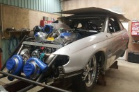New Zealander Karl Chamberlin's 4,000 HP Street Car Is Over-The-Top!