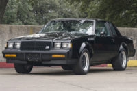 Video: Last Buick Grand National Sells At Mecum For Record Price