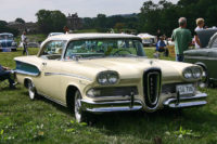 Commercial Failures: The Edsel, Was It Really That Bad?