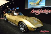 Barrett-Jackson/Scottsdale 2017: 1969 Corvette L89 427 Brings $205K