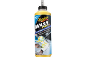 Meguiar's Introduces Car Wash Plus+