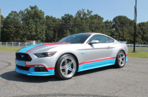 Forgeline's SC3C-SL Wheels To Be Featured On 80th Tribute Mustangs