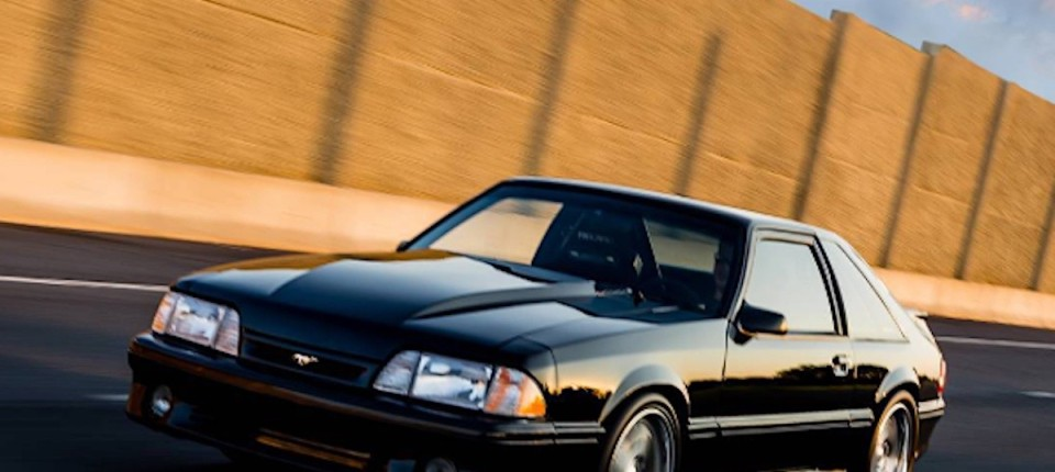Seriously Foxy: Dig This Rotisserie-Rebuilt '88 Mustang GT