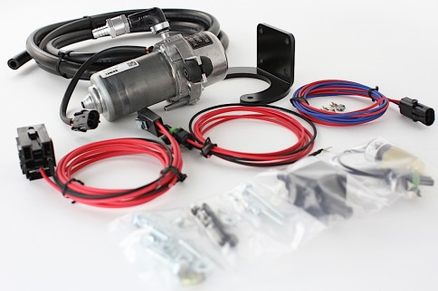 Big Cams Are No Match For This Quiet, Compact Vacuum Pump