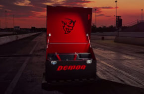 """Video: Dodge Drops Latest Challenger SRT Demon Series With """"Crate"""""""