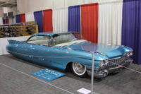 The Mullens' Squeeg's Kustoms Prepared 1960 Cadillac