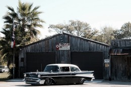 David Strom, Jr.'s '57 Chevy Has It All, Including A Feel-Good Story