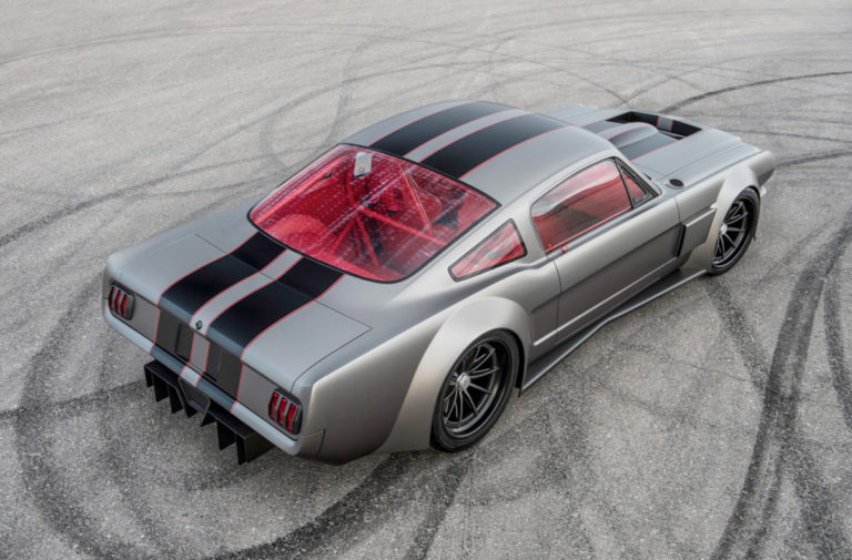 Video: Jay Leno Gets His Hands On The 1,000HP Vicious Mustang