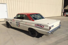 STOLEN: Keep An Eye Out In So Cal For This Falcon Race Car/Trailer