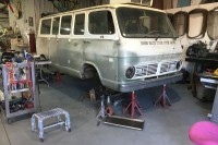 What Are You Working On? Dennis Summers' 1967 Chevy Van