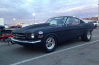 Taking A 1965 Mustang From The Barn To The Drag Strip!