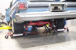 Thinking Outside The Box With A Custom Four-Link Rear Suspension