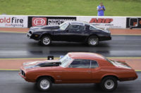 Street Feature: Father And Son Race American Muscle In The UK