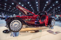 The Renaissance Roadster Wins The Ridler Award At Autorama 2017