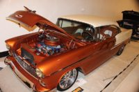 Street Feature: Cross-Pollination - A 1955 Chevrolet With Hemi Power