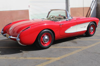 Lazy, Hazy Days of So Cal - LS1 Powered, 1957 Corvette Restomod