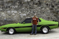 Street Feature: Chris Gibbany And Her 1974 Dodge Charger
