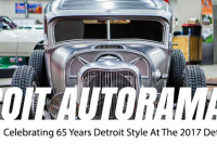 Celebrating 65 Years Of Detroit Style At The 2017 Detroit Autorama